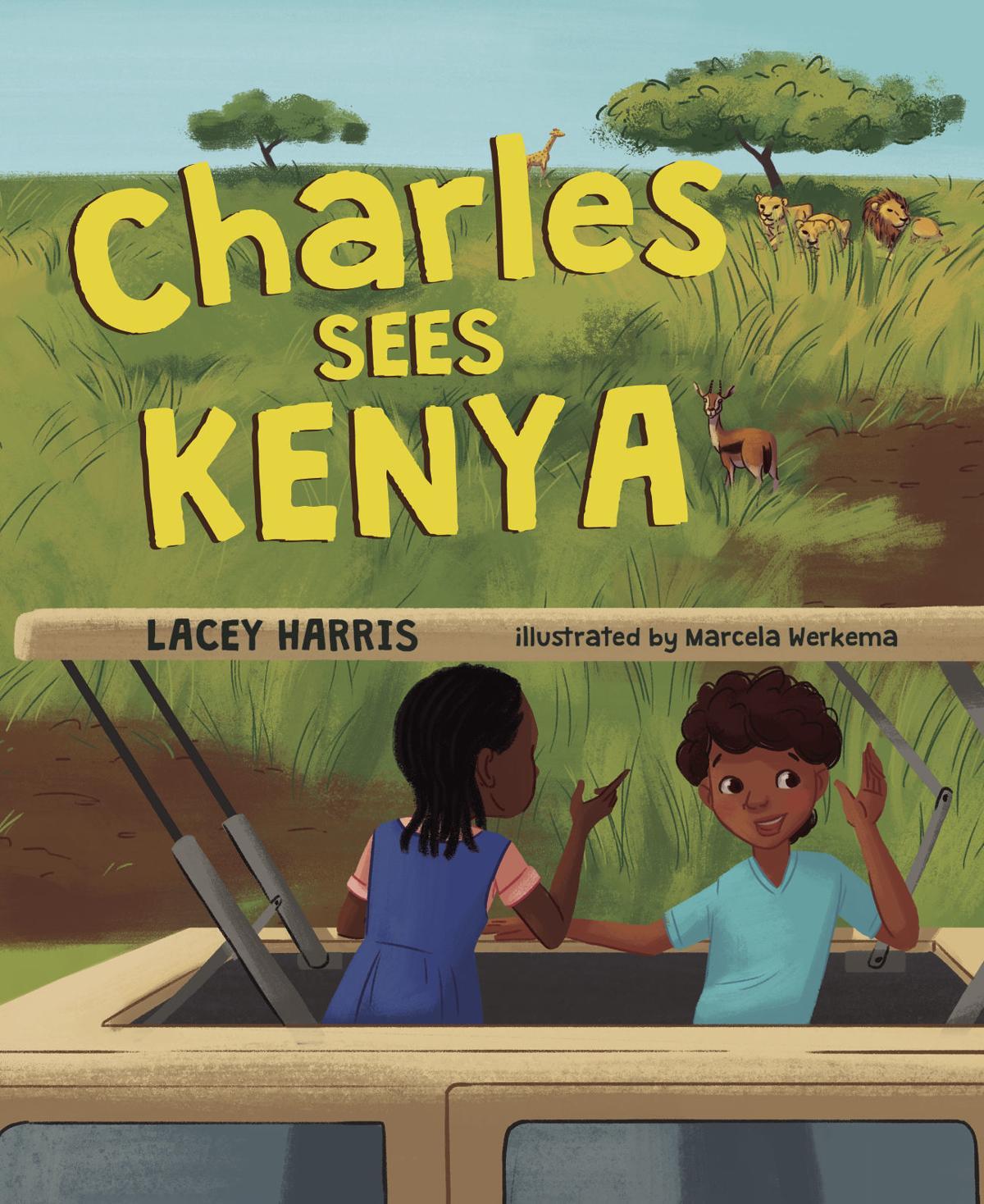 Charles Sees Kenya