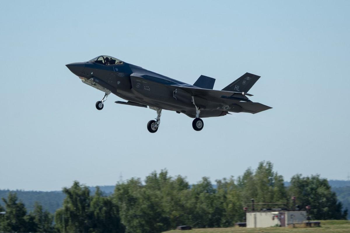 F-35A Jet
