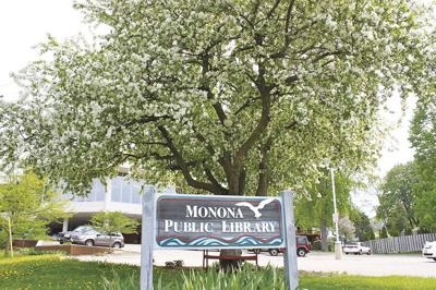 Monona Public Library slowly taking steps to reopen