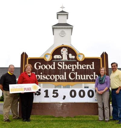 Sunshine Ball results in $15,000 donation to Sunshine Place
