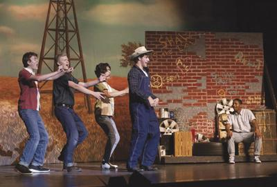 SPHS presents 'Footloose' Nov. 8, 9, 15, 16, 17
