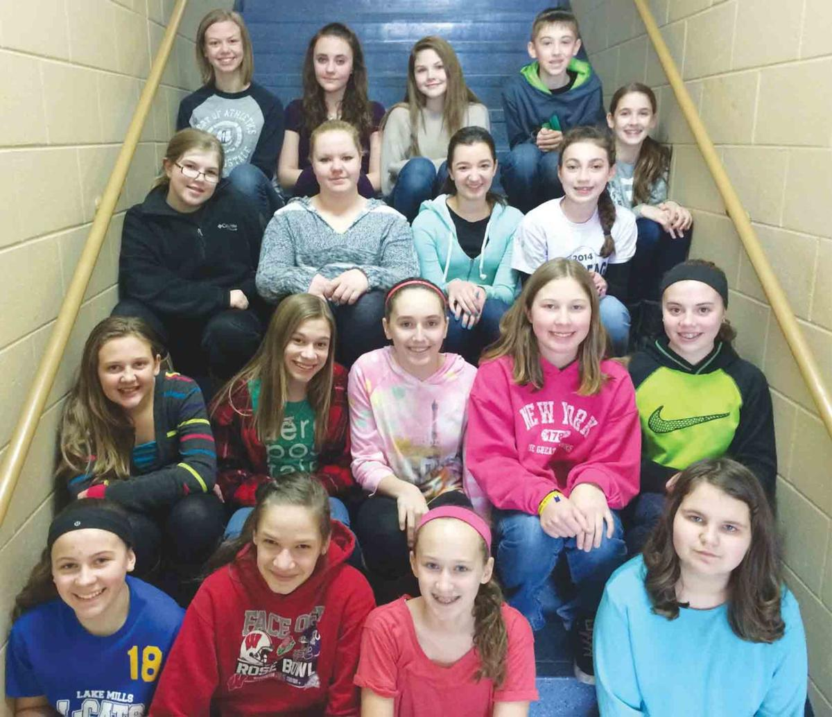 7th Grade Solo & Ensemble Participants
