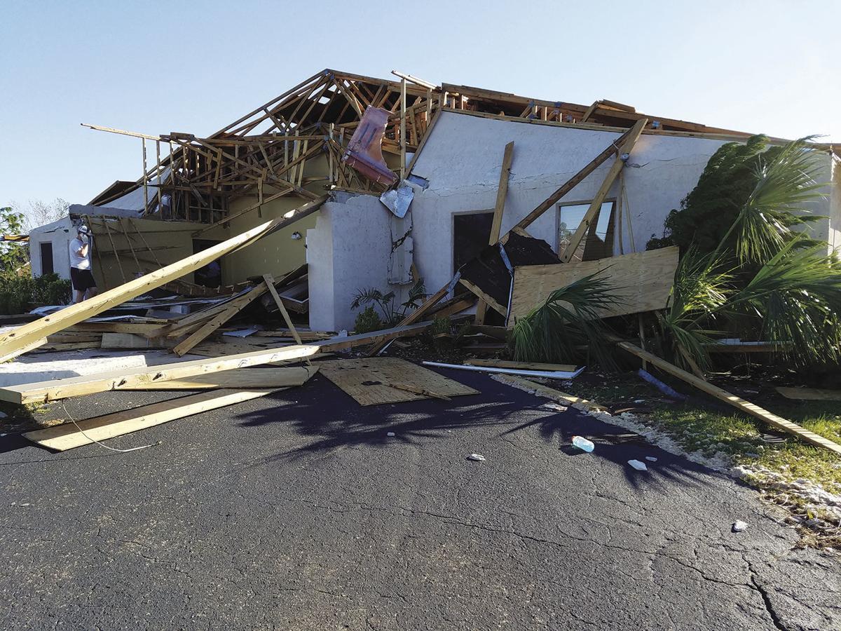 Disaster area makes big impact on Draeger   Lake Mills
