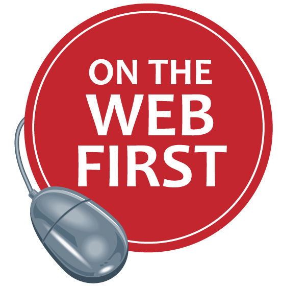 On The Web First