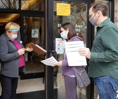 Community and Senior Center Vaccination