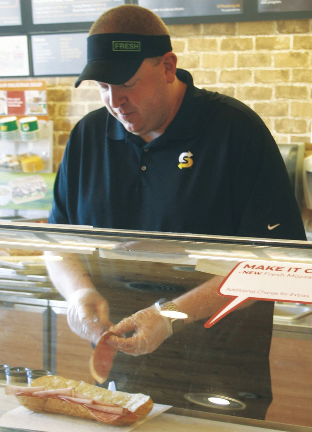 New Subway owner preserves cottage-like décor