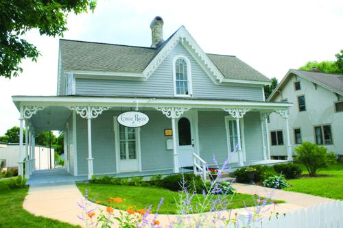 The Crosse House hosts 'taste and take' on September 21