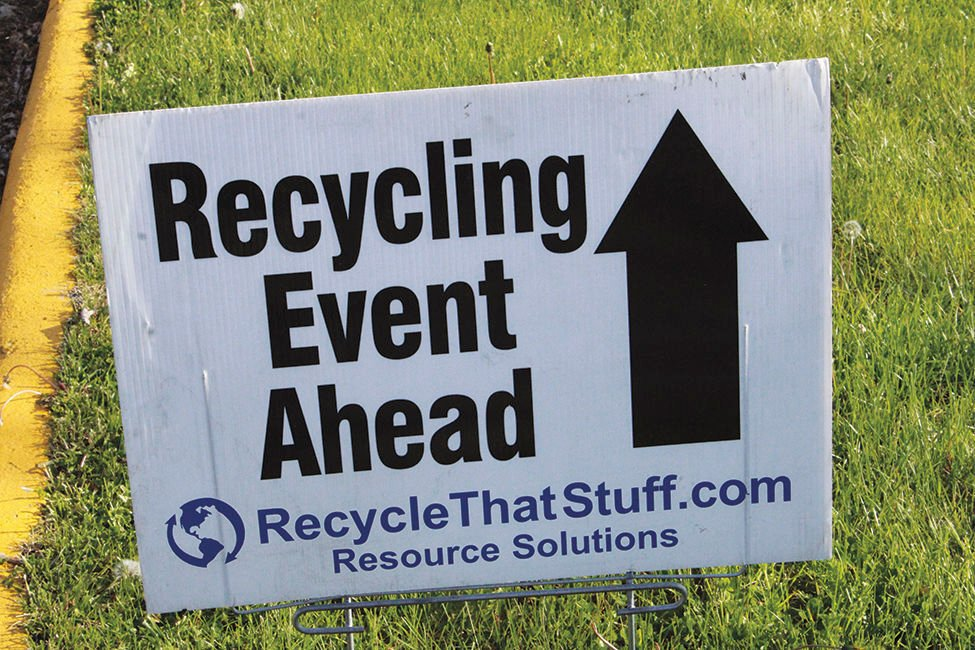City schedules electronics recycling event