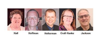 April 2020 Milton School Board Candidates