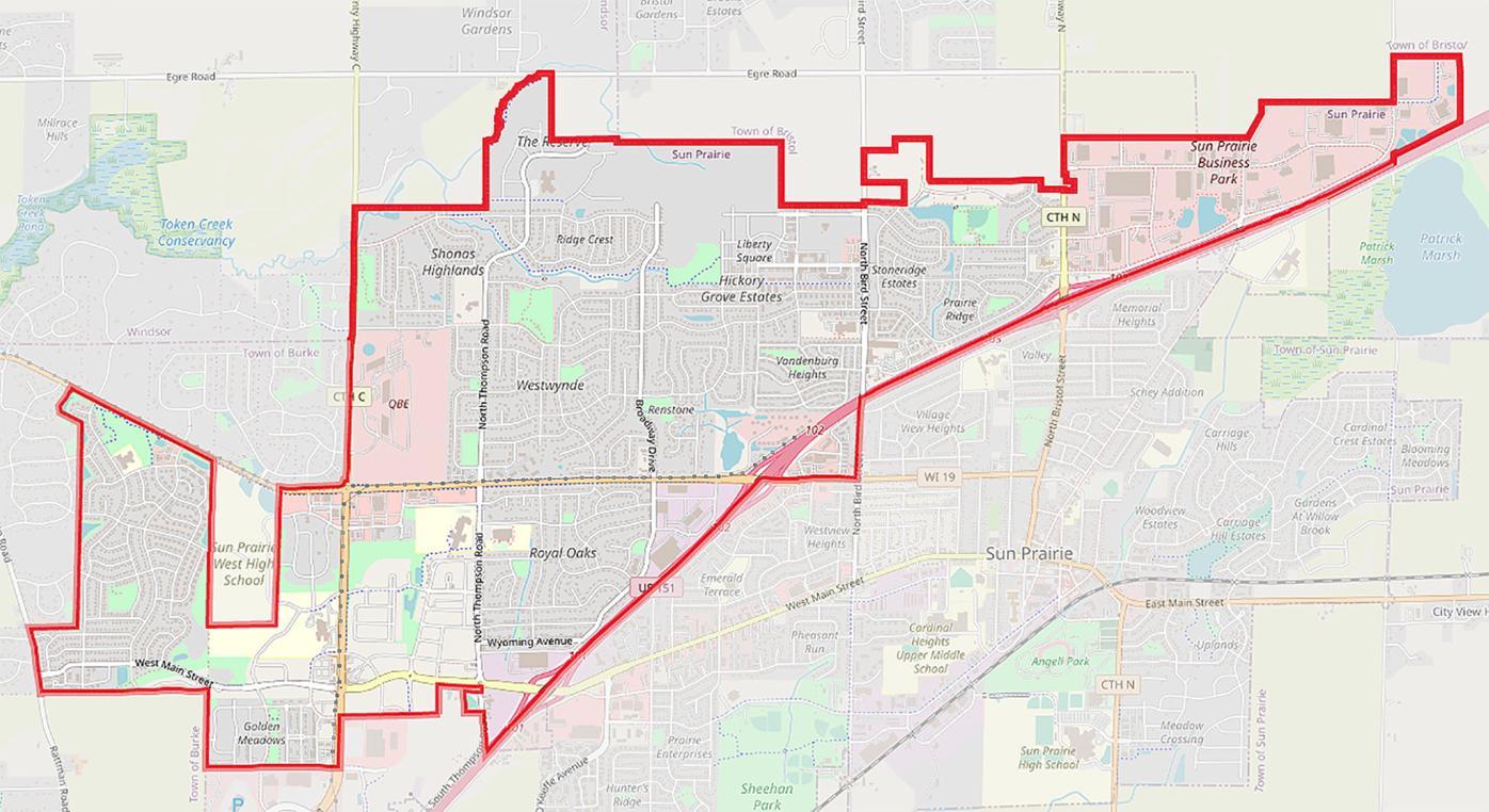 Dane County Supervisory District 19