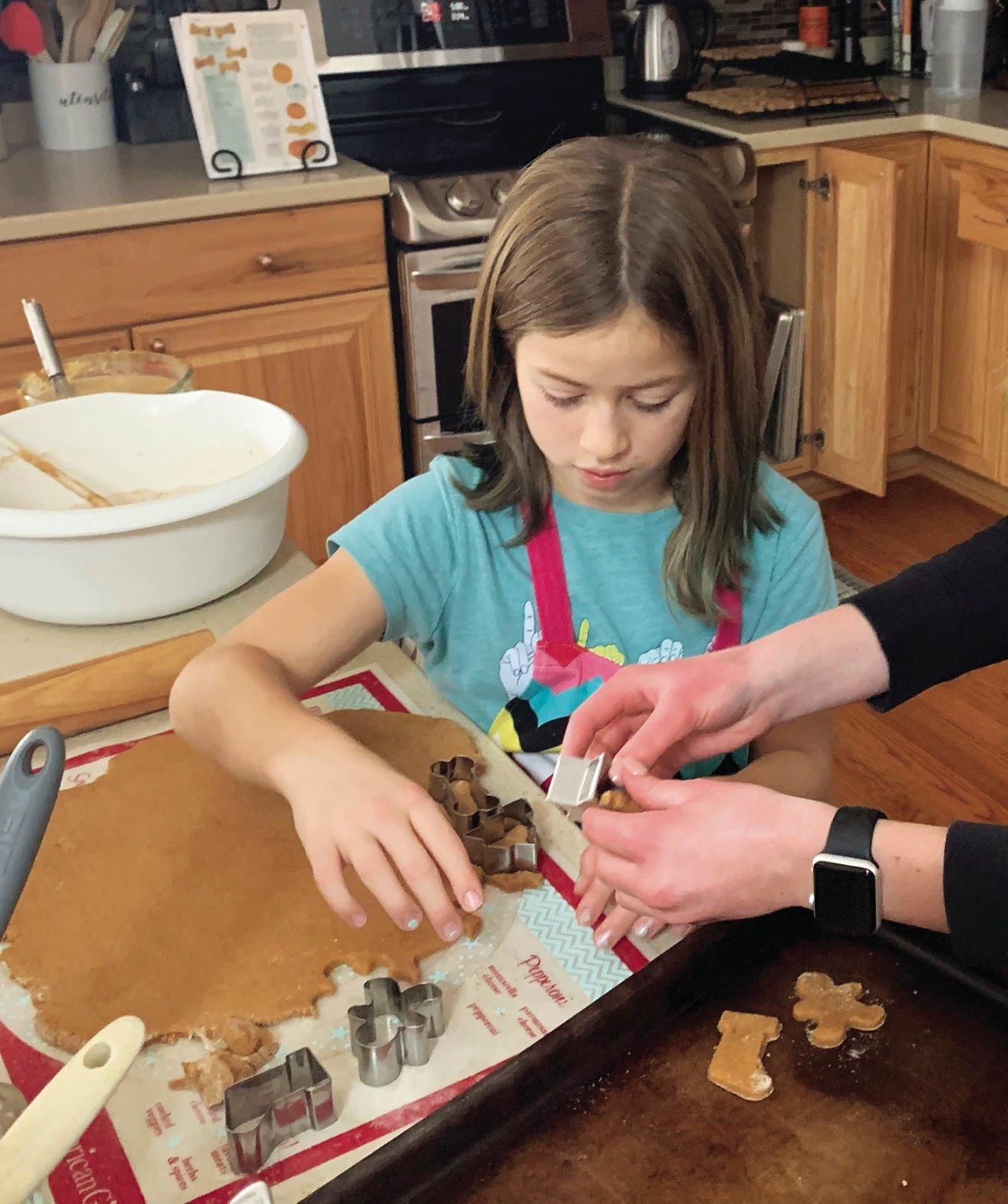 Lil & Pix: Baking Treats