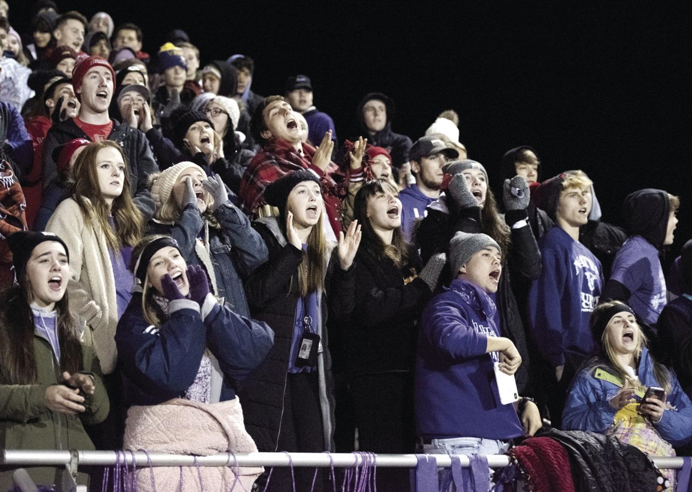 Milton Football Fans