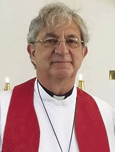 Christ Lutheran Church welcomes new Pastor
