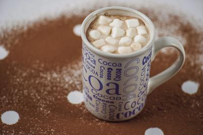 Warm up this season with hot chocolate
