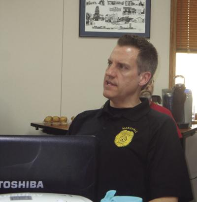 Marshall police chief addresses crime prevention with MABA