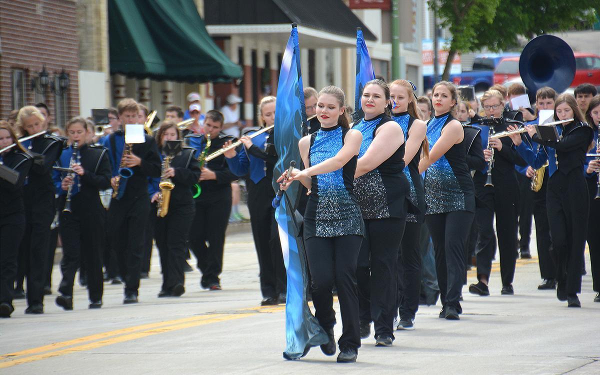 Memorial Day parade in Lodi, May 28, 2018