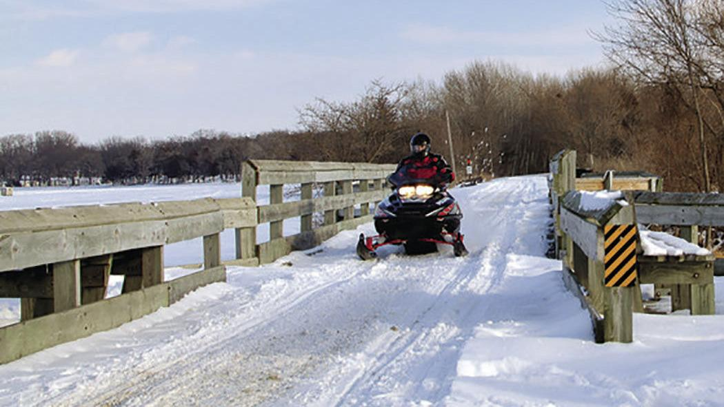 Snowmobilers: Time to complete required  Safety Certificate Course