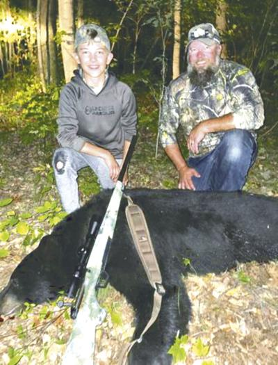 Successful bear hunt