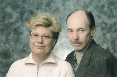 Mary and Gerry Kruschek
