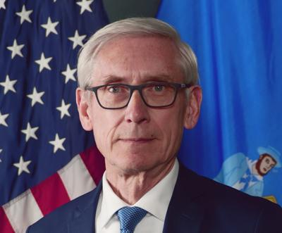 Tony Evers headshot
