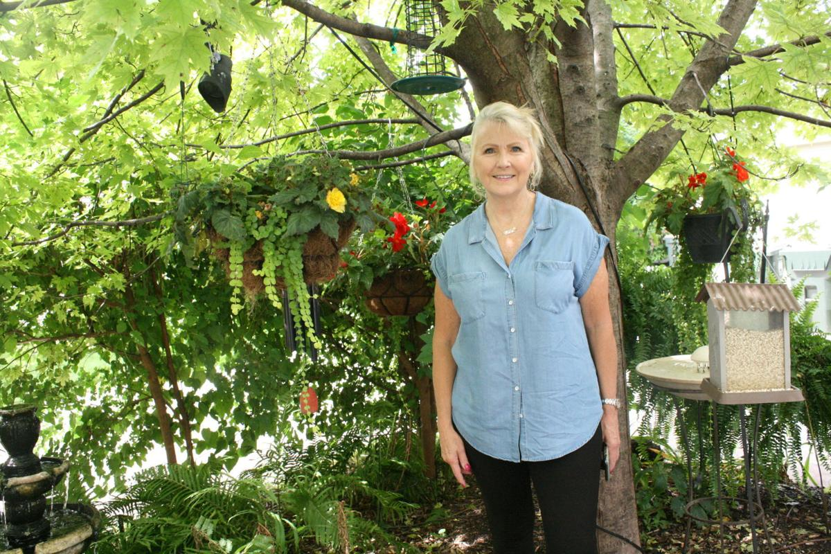 Sun Prairie Garden of the Month: Small space, big impact