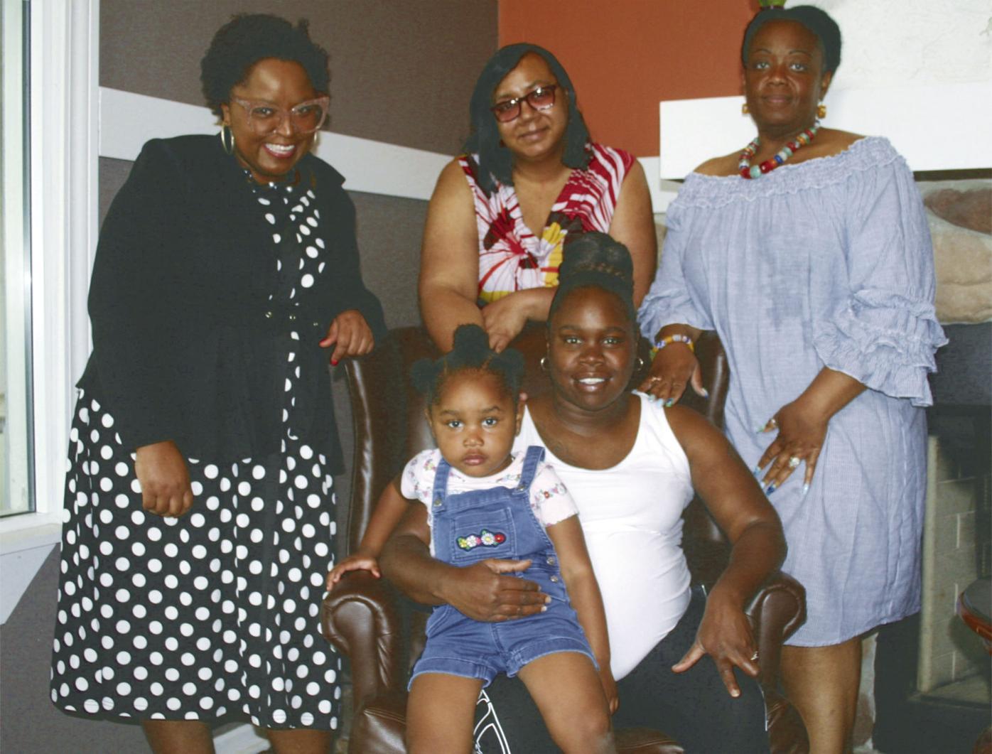 Serving families
