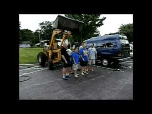 Cambridge school ALS challenge