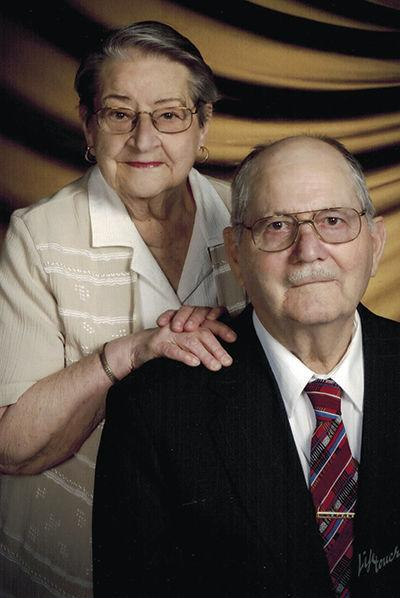 Robert and Rita Meinholz