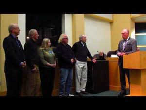 Proclamation recognizes Groundswell Conservancy -- 12-5-2017
