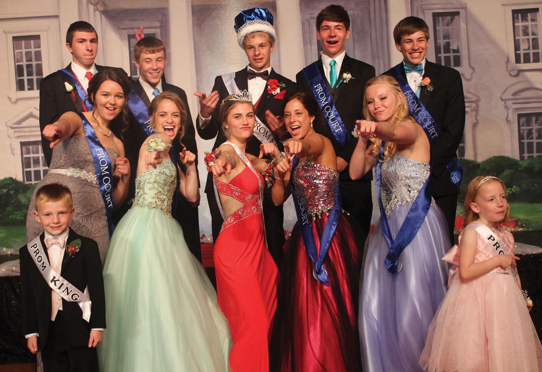 McFarland High School prom McFarland High School