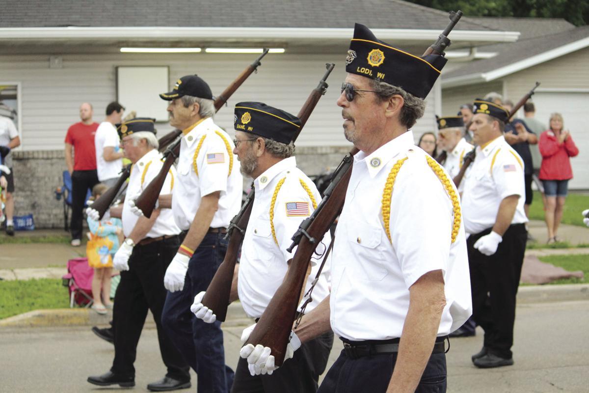 Lodi and Dane American Legion