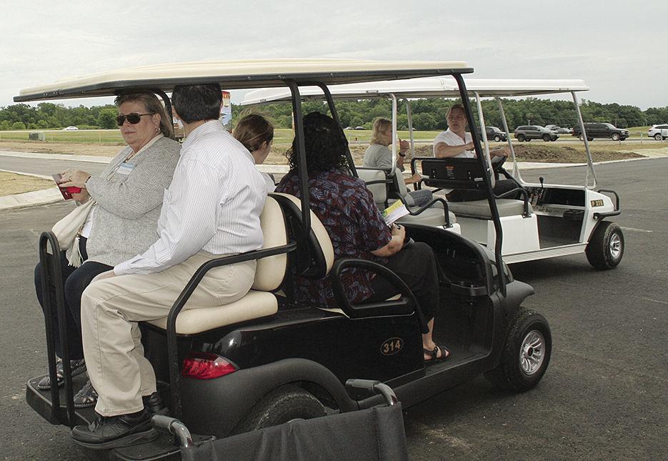 BB golf carts
