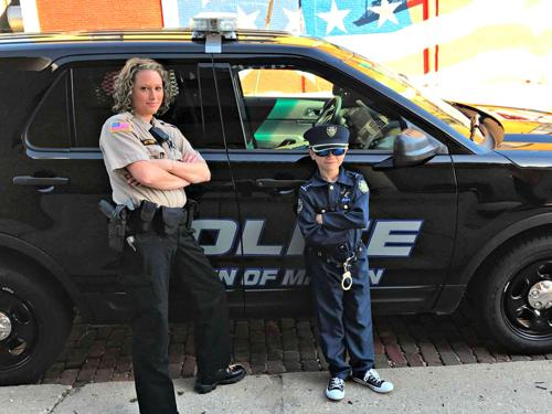Police officer donates kidney