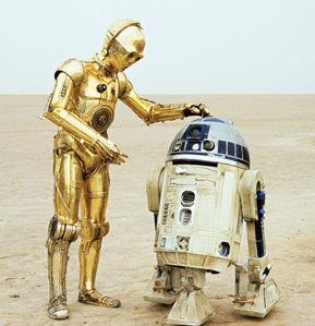 The Odd Couple of Alderaan
