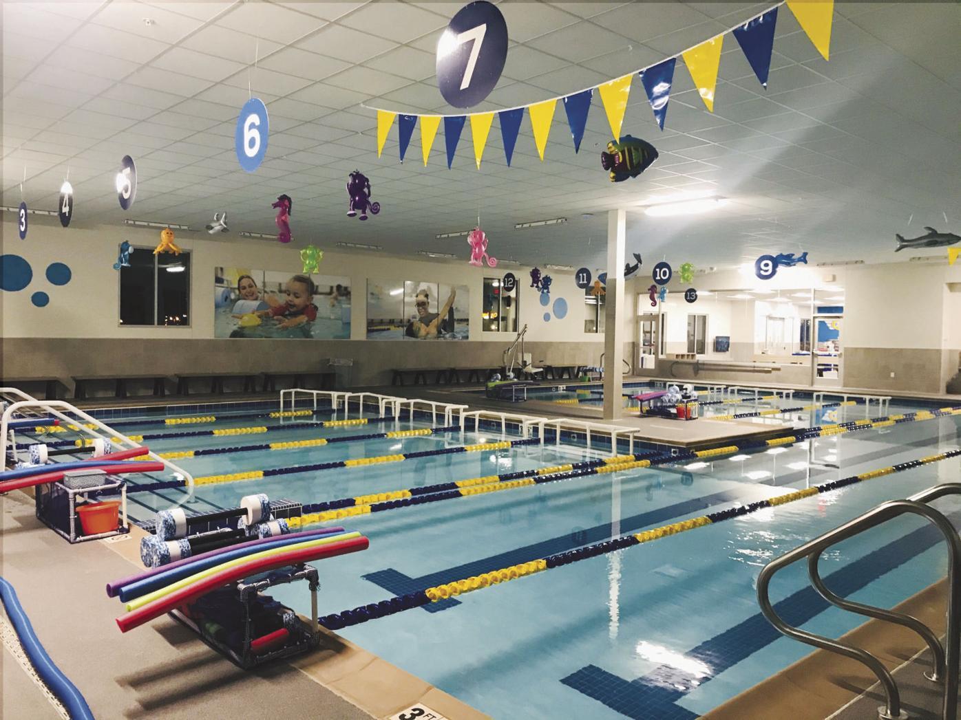 Foss Swim School focuses on teaching lifelong swim skills