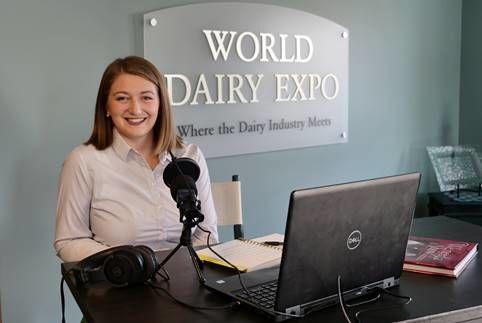 Schmitt hosts The Dairy Show