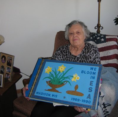 Living History: Donna Juris, altruism in action