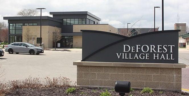 DeForest Village Hall Building