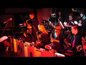 """Big Band Dance - SPHS Jazz I performs """"Jersey Bounce"""""""