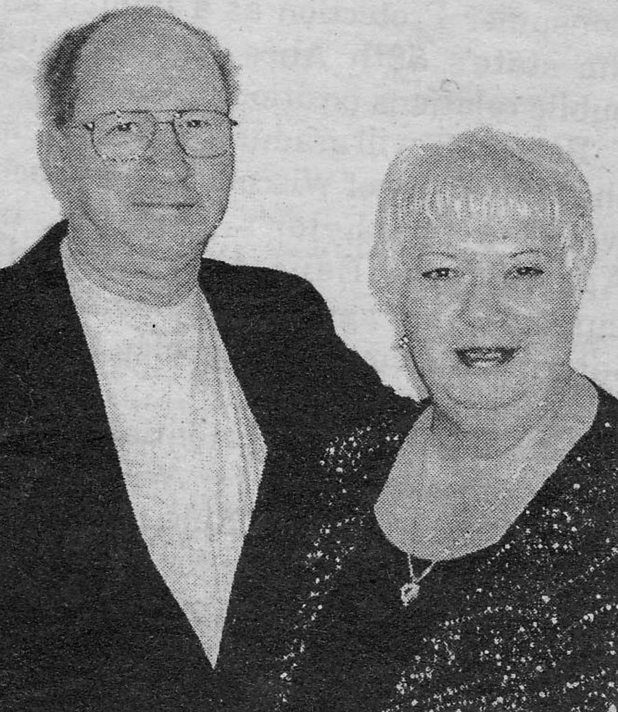 Lee and Gayle Nickols