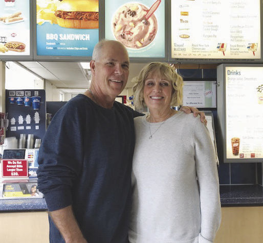 Greg and Diane Mosso (2019)