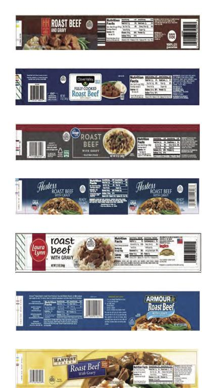 Labels for FSIS Recall 037-2021