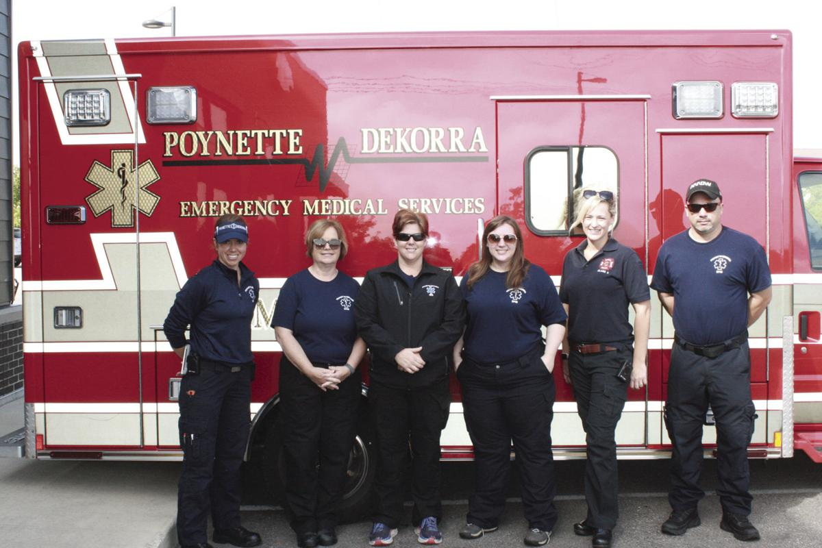 Poynette EMS turns focus to outreach