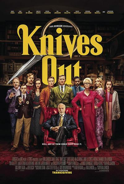 """""""Knives Out"""""""