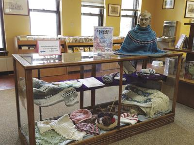Tangled yarn group to meet monthly AT LIBRARY