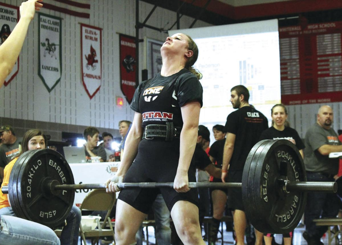 Poynette athlete participates in powerlifting competition | Local