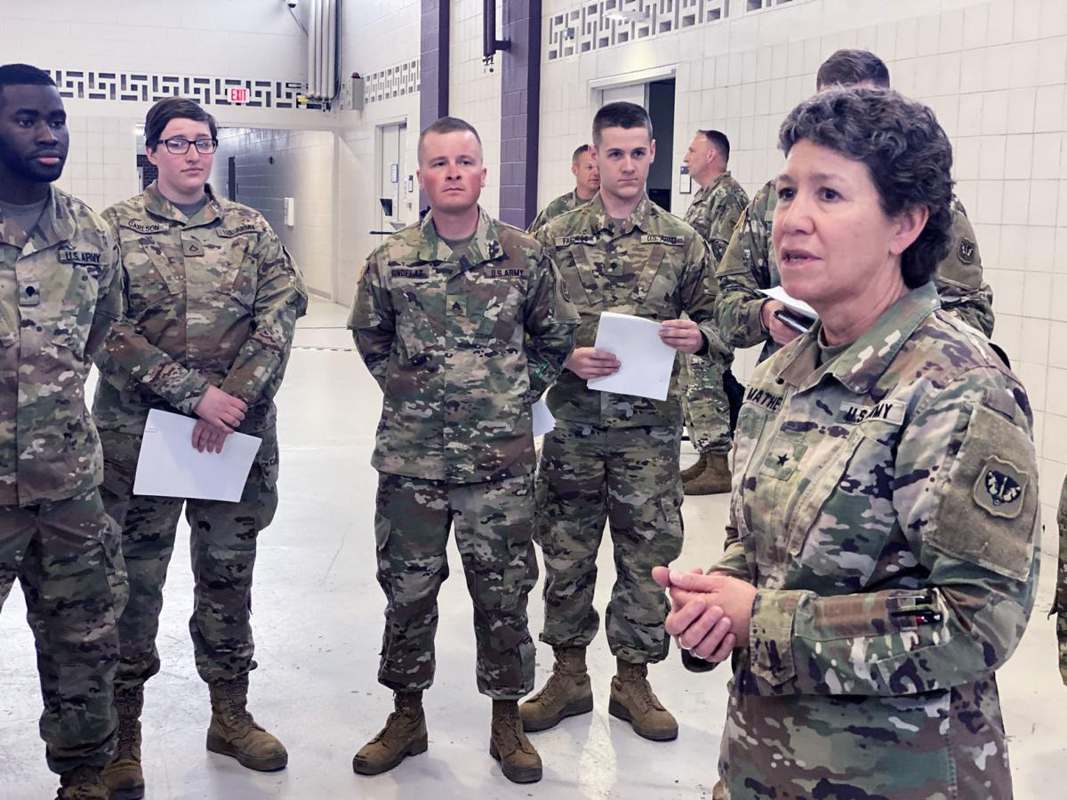 Wisconsin National Guard Work to Bring Grand Princess Cruise Ship Passengers Safely Back to Wisconsin