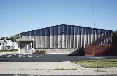 New Windsor police station