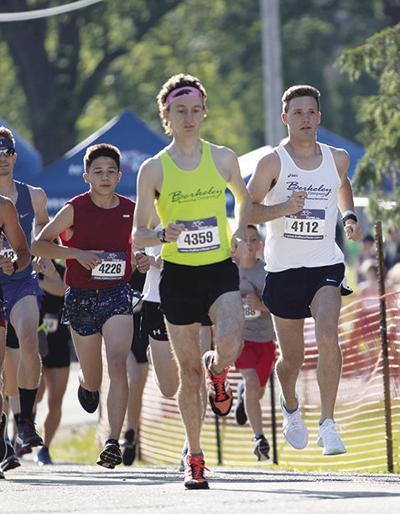 Running a good race
