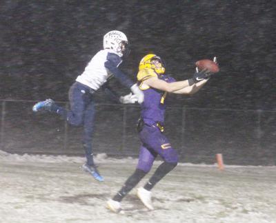 Playoff touchdown